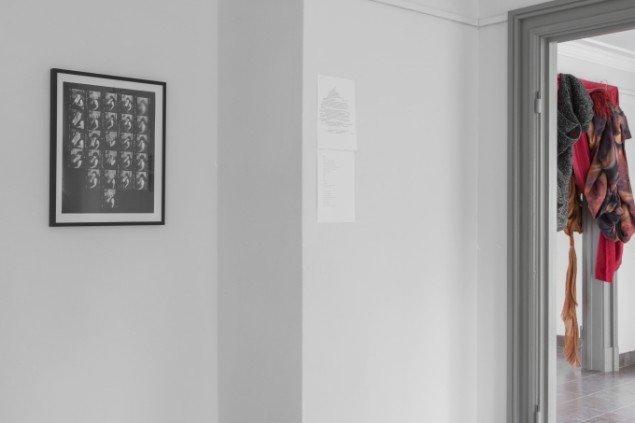 Jo Spence/Terry Dennett: Jo Spence as a Sexsymbol, 1979/2012. Foto. På Regibemærkninger, Møstings Hus, 2014. Foto: Thomas Cato