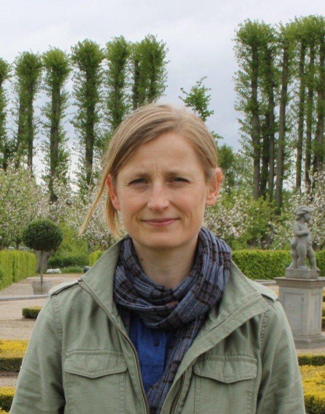 Camilla Berner. Foto: Gl Holtegaard, maj 2014