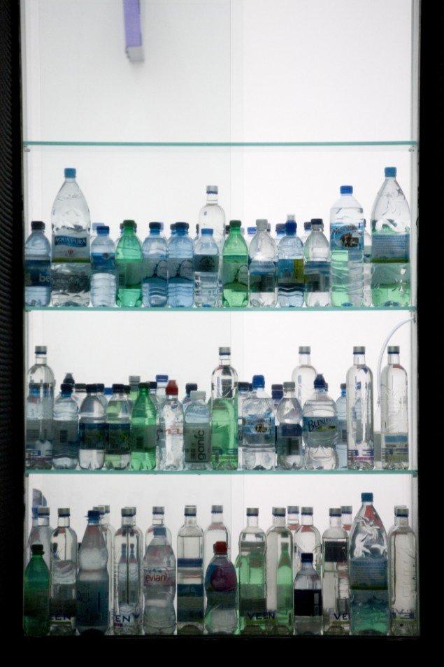 Tue Greenfort: Condensation, 2008, Courtesy Frieze, London