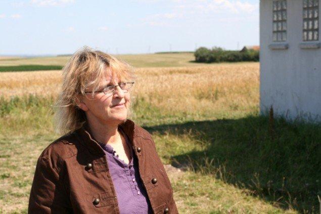 Lisbeth Hermansen, direktøren for det hele. Foto: Lasse Juhl Nielsen
