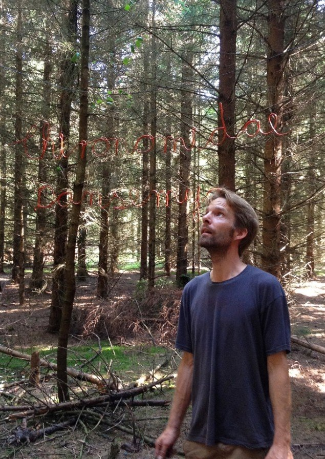Hartmund Stockter. Foto: Skovsnogen
