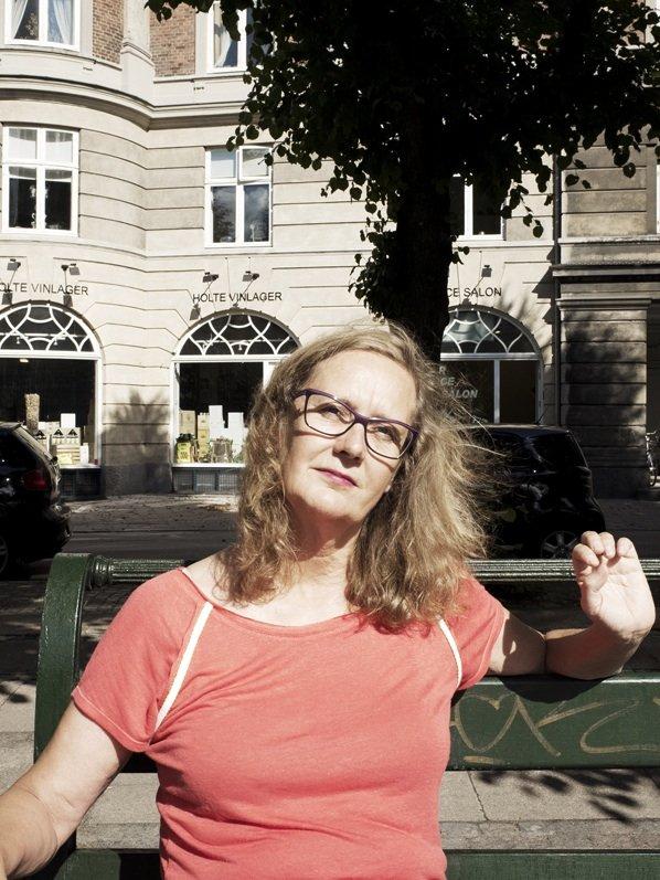 Mette kit Jensen 2014. Foto Pernille Koldbech Fich.
