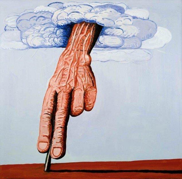 Philip Guston, Stregen, 1978, © The Estate of Philip Guston