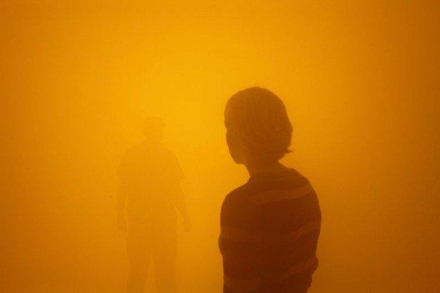 Olafur Eliasson: Din blinde passager, 2010-2011, ARKEN. (Foto: Studio Olafur Eliasson; neugerriemschneider, Berlin; og Tanya Bonakdar Gallery, New York)