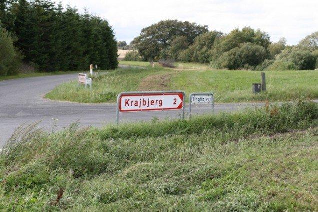 Sønderholm ligger på Krajbjerg hede nord for Aarhus. Foto: Lasse Juhl Nielsen