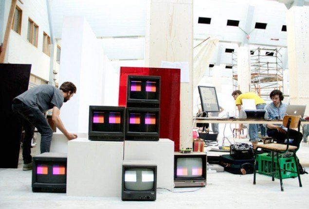 Science Friction er én af de få danske kollektiver, der sammen med Copenhagen Game Collective og Illutron opererer i det her hybridfelt. (Pressefoto)