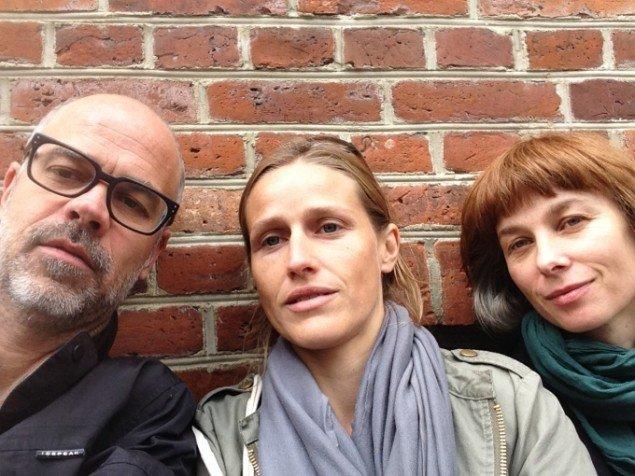 Daniel Zimmermann, Rotraud Kern og Lisa Hinterreithner. Foto: Hinterreithner, Kern, Zimmermann
