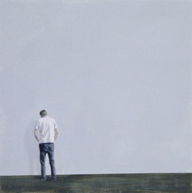 Tim Eitel, Revolte, 2007.  Courtesy Galerie EIGEN + ART Leipzig/Berlin and PaceWildenstein. Foto: Pressefoto.