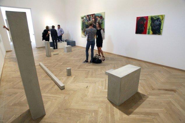 Matin Asbæk Gallery. (Foto: Carsten Nodholt)
