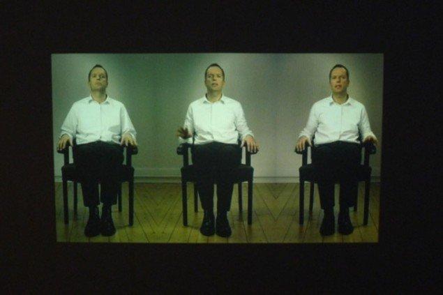 Peter Martensen: Still fra videoen Prelude, 2006. Foto: Marianne Ager/Brandts.