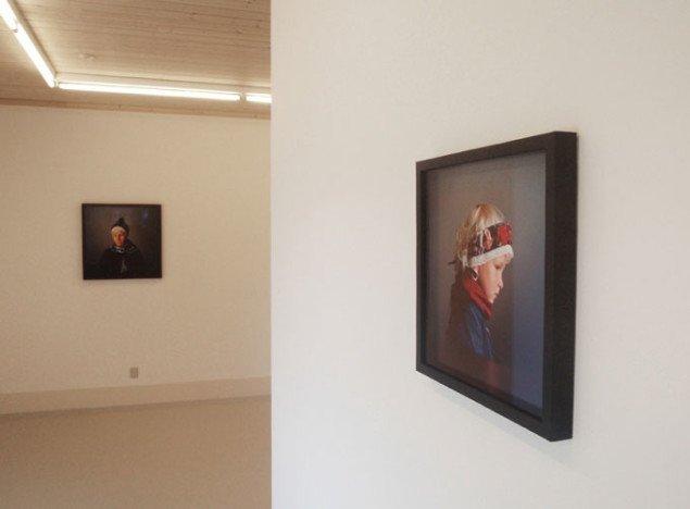 Udstillingsview fra Galleri Kant. Foto: Trine Søndergaard.