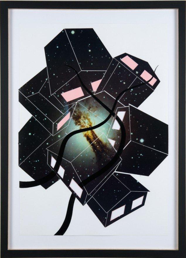 Eske Kath: Gravity, 2009. Foto: Robert Puglisi