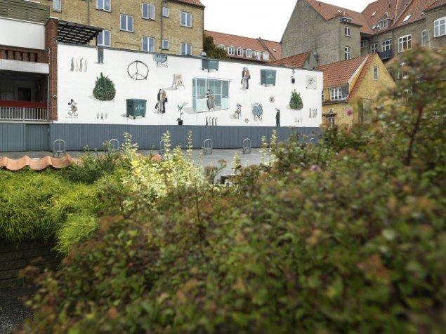 Escif - Sankelmarksgade. Foto: WE Aart / Allan Toft