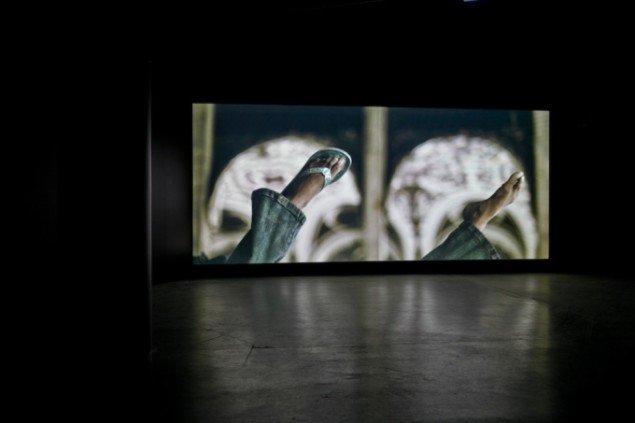 Installationsbillede, Sirens Of Chrome, 2010, ARoS (2014). Foto: Ole Hein Pedersen