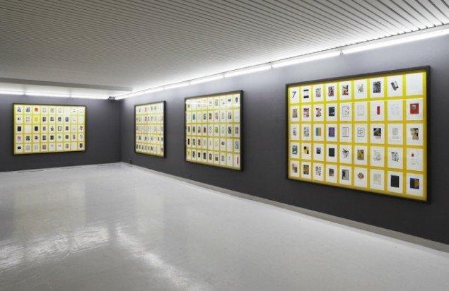 Christian Vind: EKSTRAKT, 2009. Installationsview, Galleri Tom Christoffersen. Foto: Anders Sune Berg.