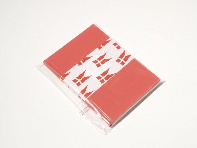 Christian Vind: Bøf er stegt, 2005. 500 nummererede eksemplarer. Foto: Lars Bay.