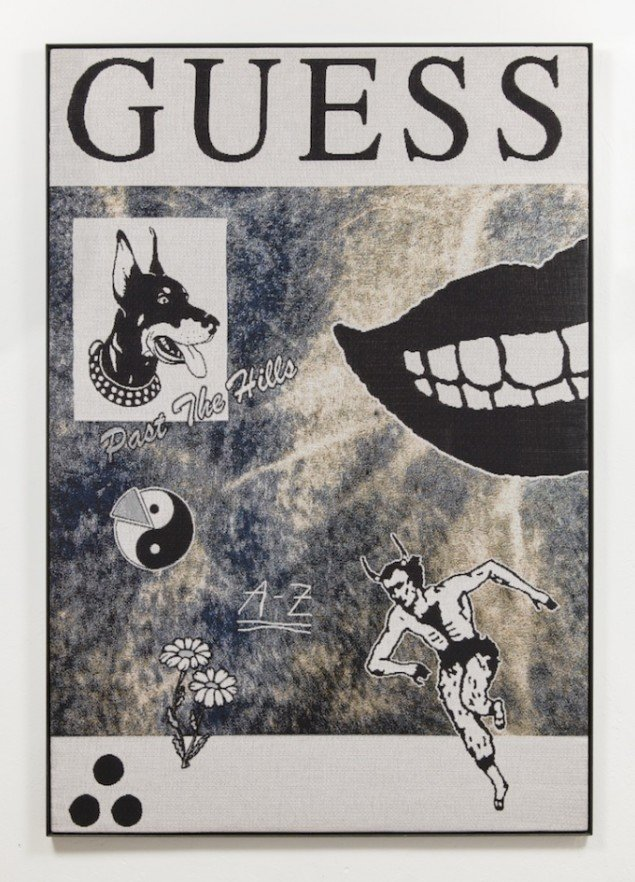 Jan S. Hansen: Guess: Devil, 2014. Courtesy Galleri Jacob Bjørn