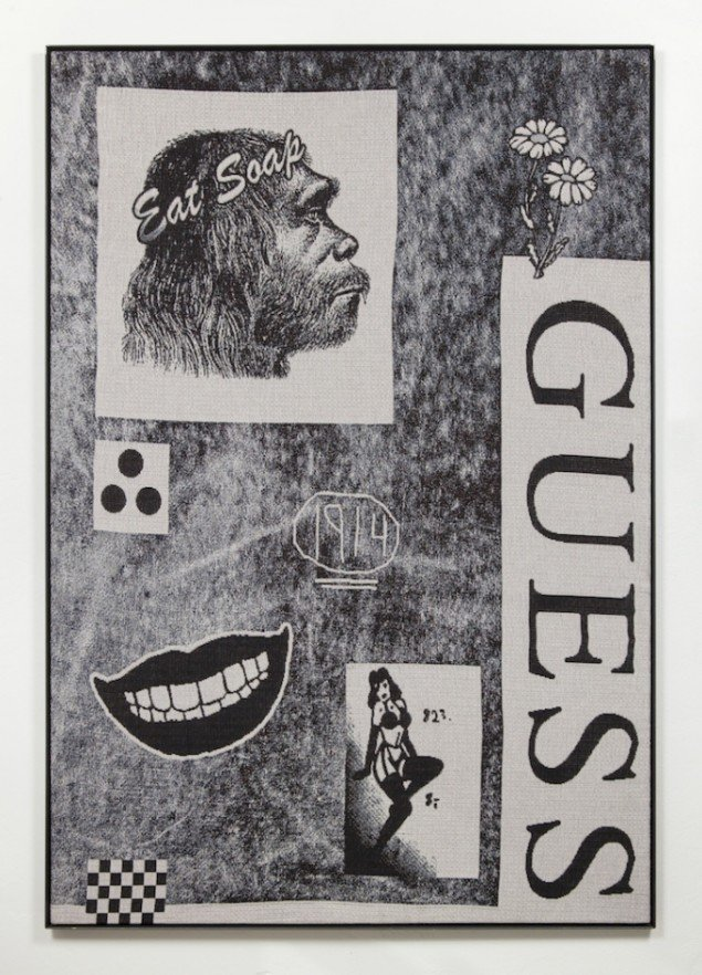 Jan S. Hansen: Guess: Neanderthal, 2014. Courtesy Galleri Jacob Bjørn