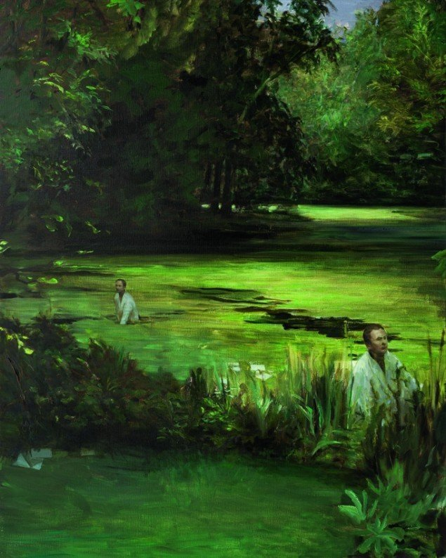 Peter Martensen; The Lake, 2013. Foto: Henrik Petit / Ida Martensen