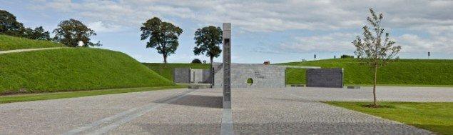 Finn Reinbothe: Monument over Danmarks internationale indsats efter 1948, 2011. Foto: Jens Markus Lindhe