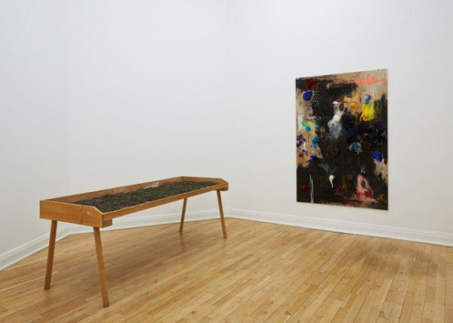 Fra udstillingen på Annaelle Gallery Stockholm, 2014. Foto: Marcus Hansen.
