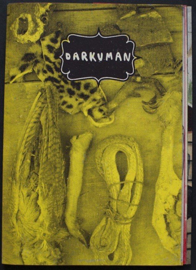 Zven Balslev: Darkuman, Serigrafi 2013, Foto Steen Møller Rasmussen