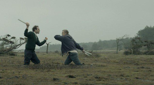 Søren Thilo Funder, 2013. First Citizen (House of the Deaf Man). HD Video, 12.30 min. Still fra værket.