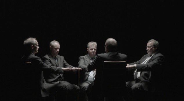 Søren Thilo Funder, 2014. The Vanishing Table. HD Video. Still fra værket.