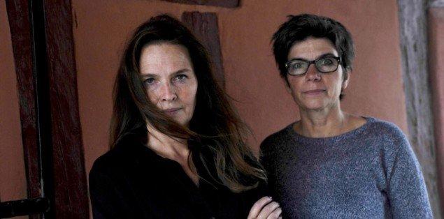 Birgit Johnsen og Hanne Nielsen. Foto: Helle Arensbak