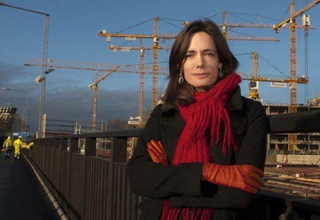 Magdalena Malm, Direktør for Statens Konstråd. (Foto: Sasaki Gouwei Yang)