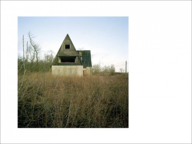 Søren Lose: Home (Bøllesmindevej), 1999, light-jet print/ Dibond.