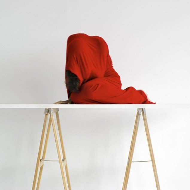 Sophia Kalkau: Sitting Red (2 of 2), 2008.
