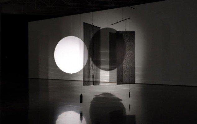 Emil Salto: Mobile (for Secca), 2014. Light Forms, SECCA, North Carolina, US, 2014/2015. Foto: Secca