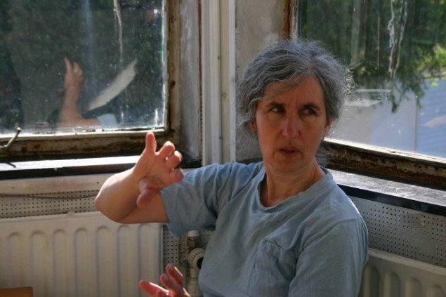 Barbara Katzin. Foto: Anja Møller Pedersen