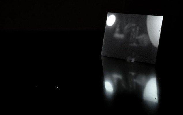 Emil Salto: Camera test, 2014. Foto: Secca