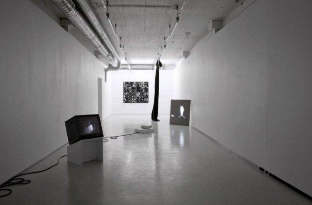 Emil Salto: Untitled Drama, MELK, Oslo, Norway, 2012. Foto: Bjarne Bare