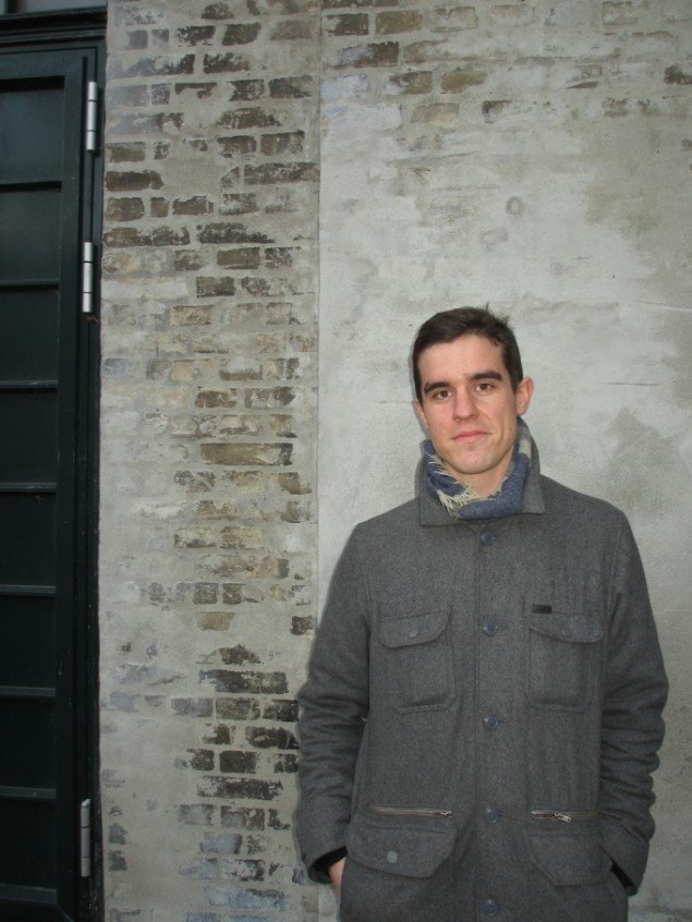Kristian Schrøder. Foto: Stine Nørgaard Lykkebo
