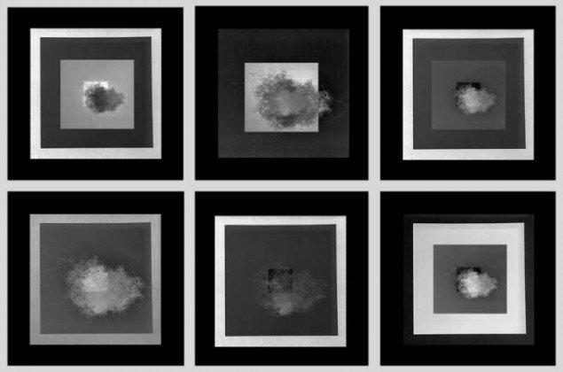 Emil Salto: Cloud Chamber, 2014. Foto: Scan