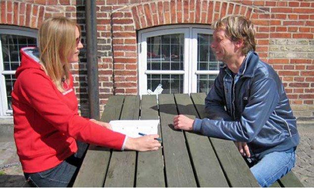 Jan Falk Brop interviewes 2005 af Trine Rytter Andersen på AARHUS.NUs 1 års fødselsdag