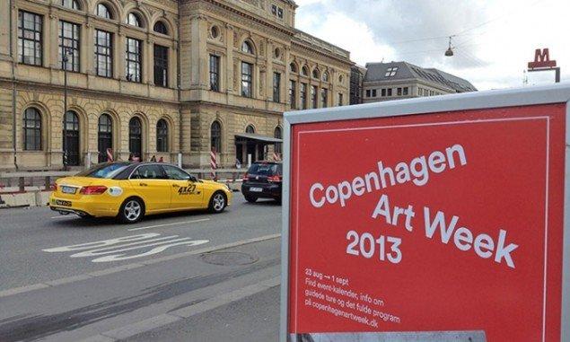 Copenhagen Art Week er ved at etablere sig som årligt tilbagevendende fejring af kunstscenen.