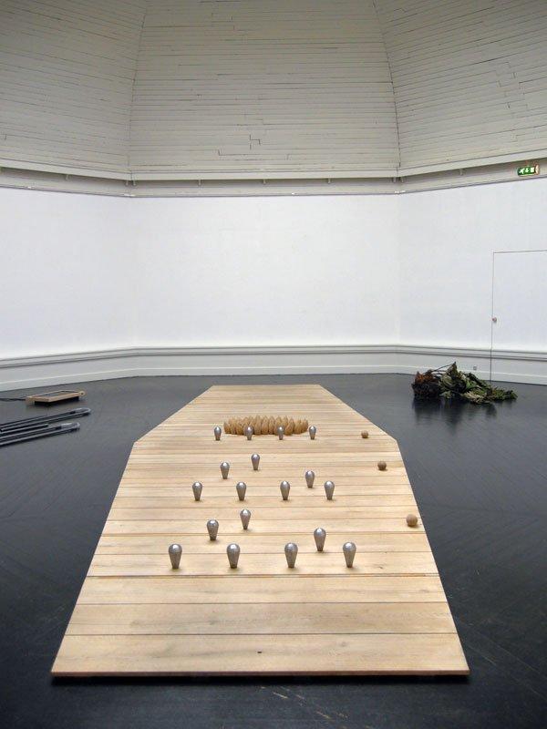 Lea Porsager: Anatta Experiment. Foto: Kristian Handberg.