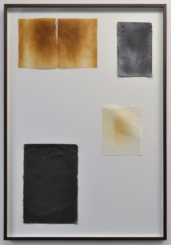 Værk af Rasmus Rosengaard & Marie Søndergaard Lolk. På Artist's Choice, Marie Kirkegaard Gallery. Pressefoto