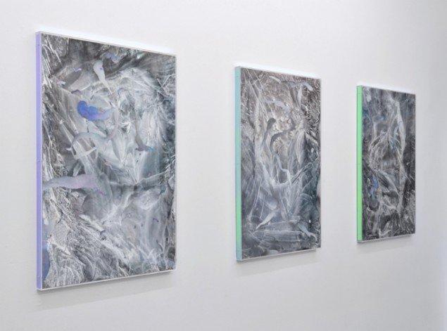 Værker af Silas Inoue. På Artist's Choice, Marie Kirkegaard Gallery. Pressefoto
