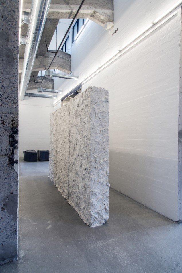 Poul Bækhøj og Morten Modins fællesværk på udstillingen GENERATOR, 2015 på Kunsthal Nord frem til 22. februar. Foto: Niels Fabæk