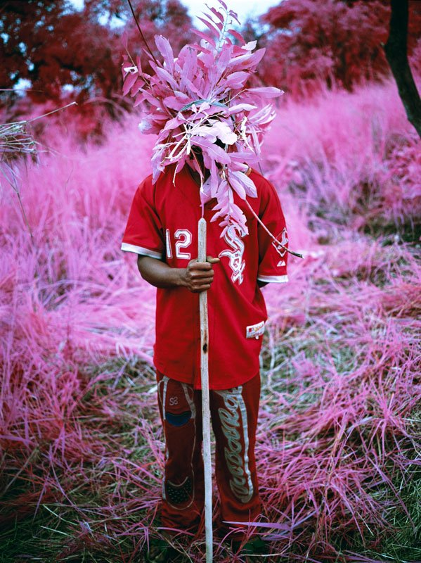 Richard Mosse: Protection, 2012 Digital c-print. (Courtesy of the Artist, Jack Shainman Gallery / carlier ǀ gebauer)
