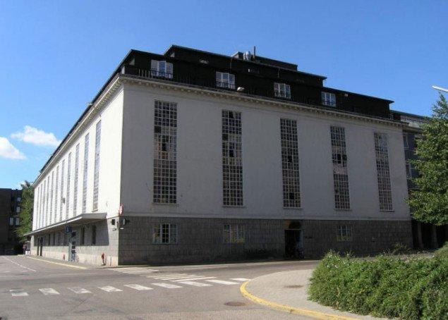 Den centrale U-Turn-udstilling foregår i en af Carlsbergs rømmede øltappehaller, Tap E. Foto: Carlsberg Ejendomme.