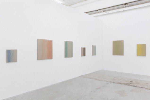 Installationsview fra udstillingen Family, IMO, 2014. Foto: Kristoffer Juel Poulsen