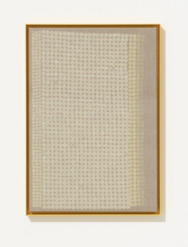 Værk uden titel fra udstillingen Ni Nye Værker på Galleri KANT frem til 7. marts 2015. Foto: Anders Sune Berg