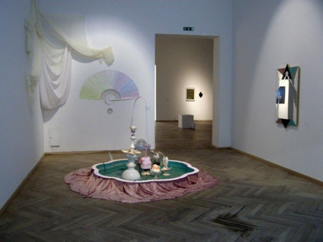 Installationsview, Forårsudstillingen 2015. (Foto: Matthias H. Borello)