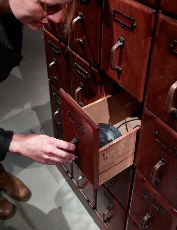 Janet Cardiff & George Bures Miller: The Cabinet of Curiousness, 2010, Foto Anders Sune Berg